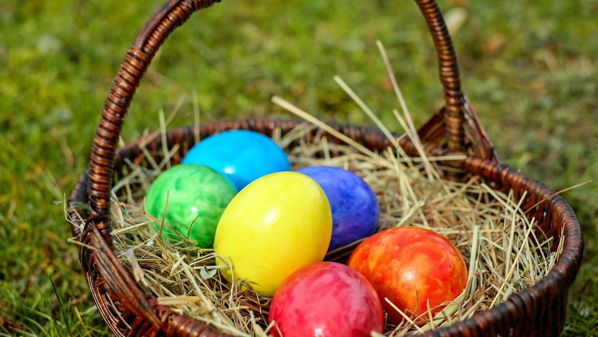 Ostern finden keine Kurse statt